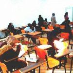 رئيس الجامعة يتابع سير الامتحانات النهائية لطلبة كلية الاسنان صرمان