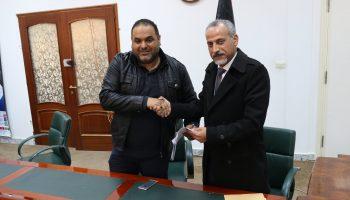 توقيع تفاقية تعاون بين جامعة صبراته والمركز الوطني للبحوث الطبية