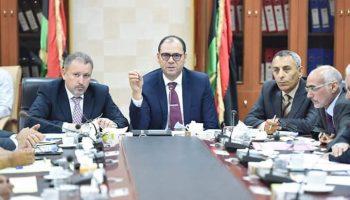 وزيرالتعليم يجتمع مع رؤساء الجامعات والهيئات والمراكز والإدارات