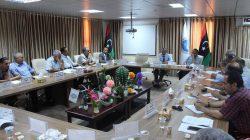 اجتماع مجلس الجامعة الثاني لسنة 2018