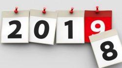 رئاسة الجامعة تشكر كل منتسبيها على مجهوداتهم خلال سنة 2018 وتحثهم على المزيد من العطاء في هذه السنة