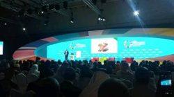 مشاركة الدكتورة ثريا راشد بالكونجرس العالمي لريادة الاعمال بالبحرين