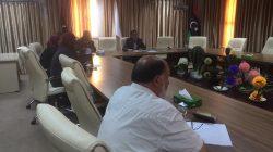 مكتب الجودة بجامعة صبراتة يعقد الاجتماع الثاني بمدراء الجودة بالكليات لسنة 2019