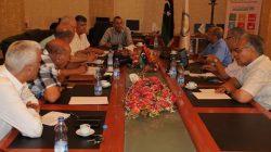 مواصلة لجنة إعداد مقترح لهيكلة الجامعات الليبية