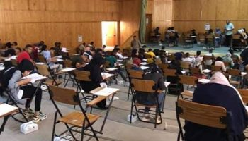 اختتام  إمتحانات شهادة إتمام مرحلة التعليم الثانوي ببلدية رقدالين
