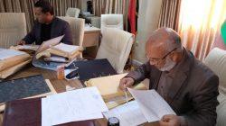 الاجتماع السابع عشر  للجنة شؤون أعضاء هيئة التدريس بجامعة صبراتة