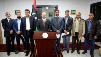 النقابة العامة لاعضاء هيئة التدريس الجامعي تعلن تعليق الاضراب واستئناف الدراسة بالجامعات الليبية