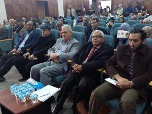 المجمع الطبي صرمان – جامعة صبراتة ينظم يوم علمي للتوعوية بمخاطر فيروس كورونا المستجد (3)