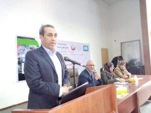المجمع الطبي صرمان – جامعة صبراتة ينظم يوم علمي للتوعوية بمخاطر فيروس كورونا المستجد (5)