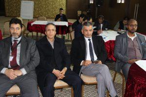 جامعة صبراتة - اللجنة الوطنية للتربية والعلوم ورشة عمل (4)