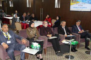 جامعة صبراتة - اللجنة الوطنية للتربية والعلوم ورشة عمل (7)