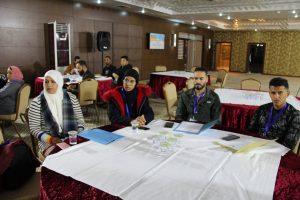 جامعة صبراتة - اللجنة الوطنية للتربية والعلوم ورشة عمل (9)