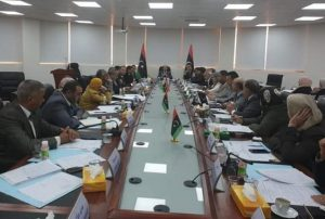 وزير التعليم يتابع سير العمل داخل الوزارة والجهات التابعة لها خلال الاجتماع العادي الثالث لهذا العام