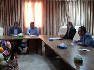 اجتماع عمل موسع….بين جامعة صبراتة والمركز الليبي للتحكيم الدولي…
