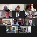 اجتماع للجامعات الليبية واتحاد الجامعات الأورومتوسطية