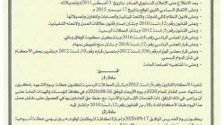 قرار المجلس الرئاسي لحكومة الوفاق الوطني لسنة 2020م بشأن عطلة يوم الشهيد