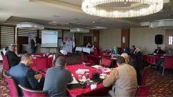 ورشة عمل حول التخطيط الاستراتيجي وإدارة التغيير
