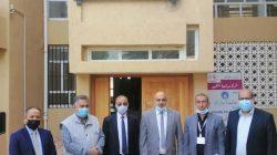 توقيع اتفاقية تعاون مشترك بين المركز الوطني لمكافحة الامراض بوزارة الصحة و جامعة صبراتة