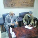 توقيع اتفاقية تعاون بين المركز الوطني لمكافحة الأمراض وجامعة صبراته