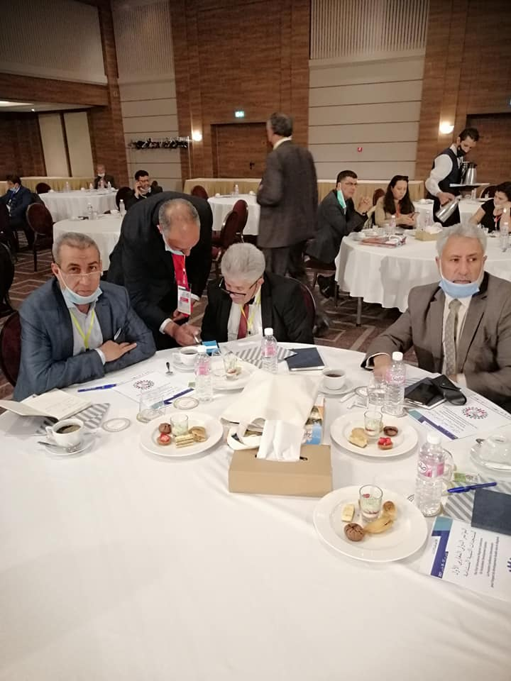 المؤتمر الدولي المغاربي