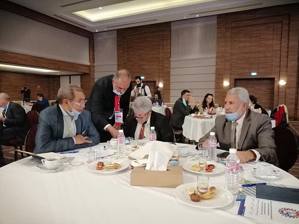 1المؤتمر الدولي المغاربي