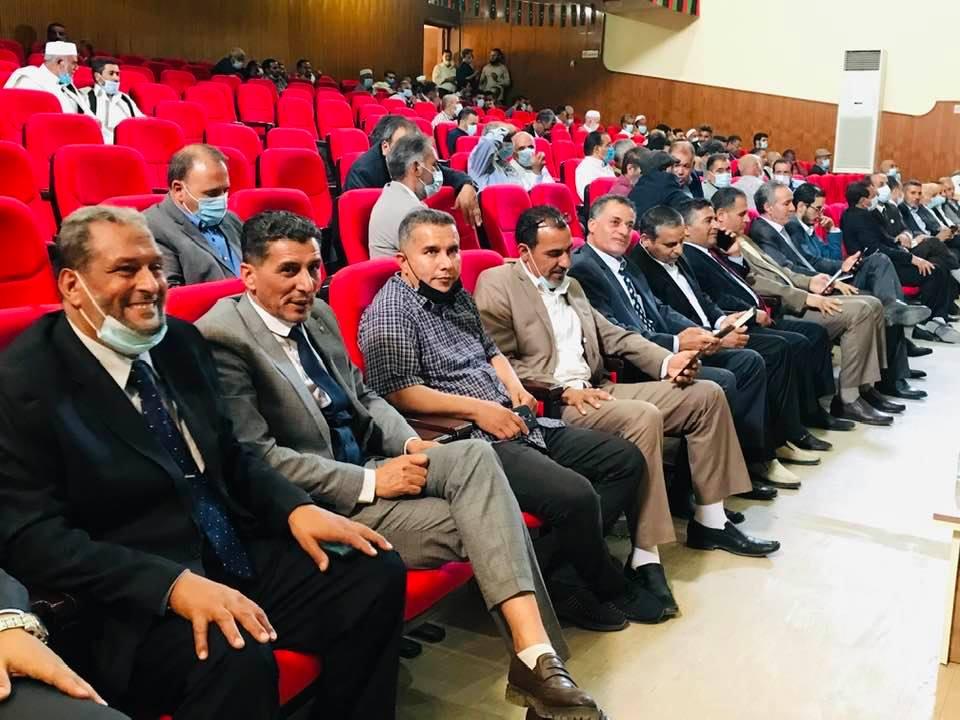 اتفاقية تعاون بين جامعة صبراته وجامعة نالوت