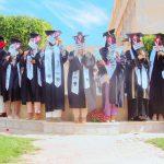 كلية العلوم بصبراتة تحتفل بتخريج دفعة جديدة من قسم علم النبات للعام الجامعي  2020_2021م