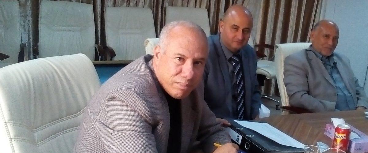 لجنة شؤون اعضاء هيأة التدريس جامعة صبراتةتعقد اجتماعها الثالث